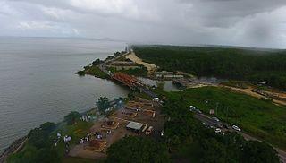 Southern Main Road highway in Trinidad and Tobago