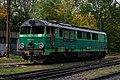 SU46-041, Польша, Нижнесилезское воеводство, депо Вроцлав-Брохув (Trainpix 207001).jpg