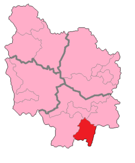 Saône-et-Loires 1st constituency constituency of the French Fifth Republic