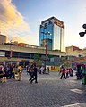 Sabana Grande Caracas Bulevar de Sabana Grande. Torre Banco Plaza Vicente Quintero Fotógrafo.jpg