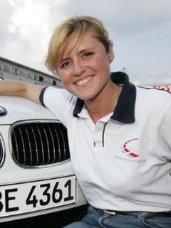 Sabine Schmitz German racing driver and television personality (1969–2021)