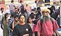 Sadhguru Jaggi Vasudev with wife Vijayakumari (07).jpg