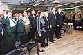 Saeimas priekšsēdētāja sveic Latvijas Skautu un gaidu centrālo organizāciju 25 gadu jubilejā (22742506753).jpg