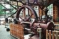 Sagar (Krauschwitz), Dampfmaschine im Museum.jpg
