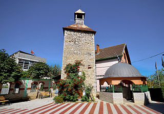 Mamuša Town and municipality in District of Prizren, Kosovo