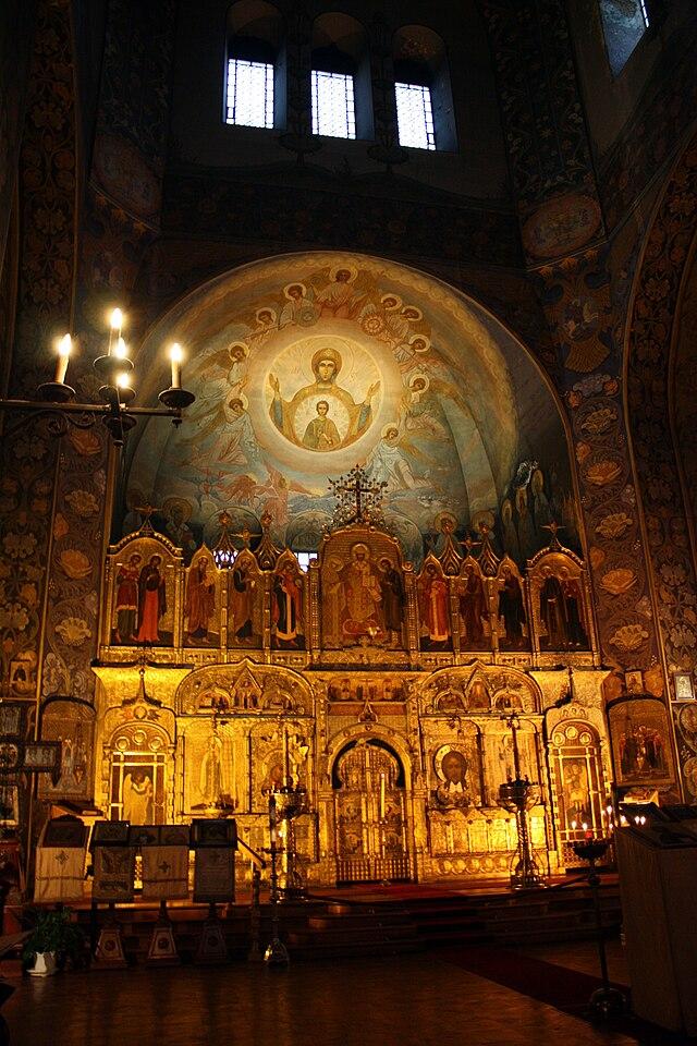 Cathédrale Saint-Nicolas