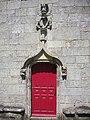 Saint-Nolff - chapelle Sainte-Anne, porte Sud.JPG