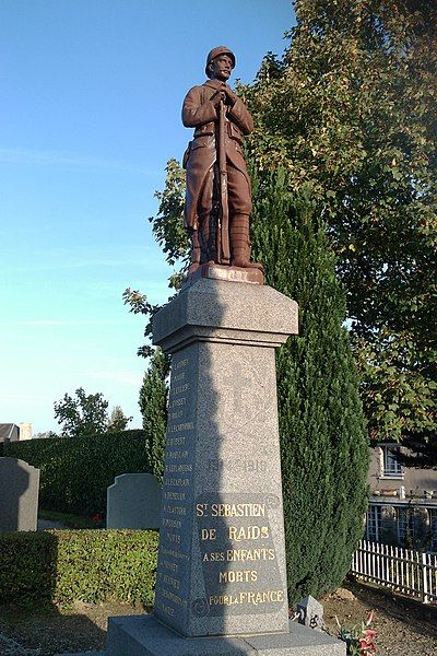 File:Saint-Sébastien-de-Raids - Monument aux morts.jpg