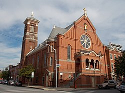 Saint Leo's Church - Baltimore 01.JPG