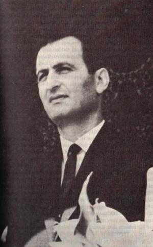 Salah Jadid - Image: Salah Jadid between 1963 and 1966