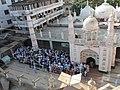 Salat al-Janazah in Shah Shuja Mosque 02.jpg
