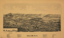 Salem New York Map.Salem New York Wikipedia