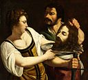 Salome with the Head of Saint John the Baptist by Artemisia Gentileschi ca. 1610-1615.jpg