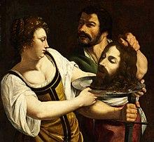 Artemisia Gentileschi Wikipedia