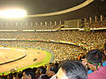 Salt Lake Stadium ( Yuba Bharati Krirangan ) Kolkata India - FC Bayern Munich Mohun Bagan Oliver Kahn 1.jpg