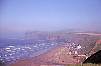 Saltburn-by-the-Sea - Image: Saltburn by the Sea, Redcar and Cleveland taken 1963 geograph.org.uk 803854