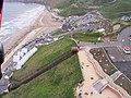 Saltburn Funicular Railway - geograph.org.uk - 427173.jpg