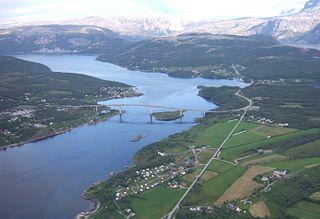 island in Bodø, Norway