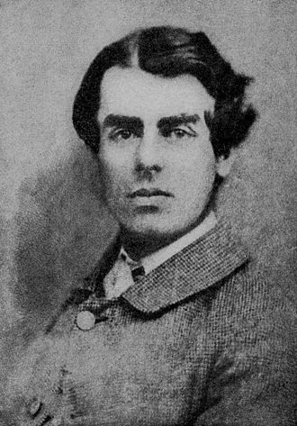 Samuel Butler (novelist) - Butler at the age of 23, 1858