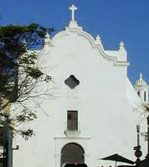 Juan Ponce de León II - San José Church