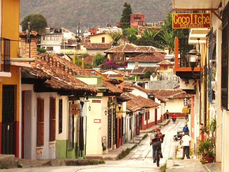 Pequenas cidades para lua de mel no México