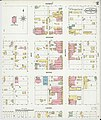 Sanborn Fire Insurance Map from Baxter Springs, Cherokee County, Kansas. LOC sanborn02897 003-2.jpg