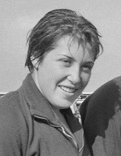 Sandra Morgan Australian swimmer