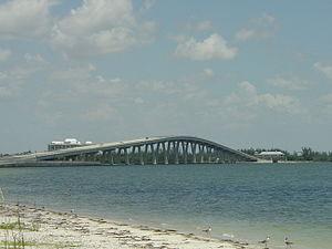 Sanibel Causeway - Bridge A
