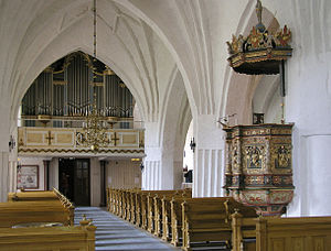 Diocese - Saint Lawrence Church, Diocese of Linköping, Sweden.