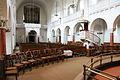Sankt Matthaeus Kirke Copenhagen interior from quire wide.jpg