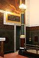 Sankt Matthaeus Kirke Copenhagen quire lamp.jpg