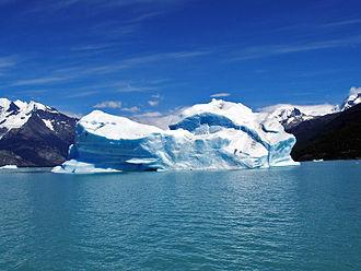 Los Glaciares National Park - Image: Santa Cruz Los Glaciares P2150249b
