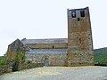 Santa Maria de Serrabona, façana oest.jpg