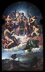 Saint Nicholas in Glory