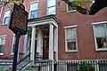 Sarah Josepha Hale Historical Marker 922 Spruce St Philadelphia PA (DSC 3392).jpg