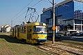 Sarajevo Tram-292 Line-5 2011-10-04.jpg