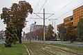 Sarajevo Tram-Line Socijalno 2011-10-23 (2).jpg