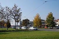 Sarajevo Tram-Line Zeljeznicka-Stanica 2011-10-31 (2).jpg