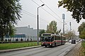 Sarajevo Trolleybus-4155 Line-102 2011-10-23.jpg