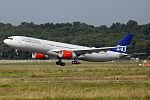 Scandinavian Airlines Airbus A330-343 F-WWIJ (JP8119622).jpg