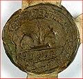 Sceau de Wales de Bertangles, seigneur de Querrieu, 1292.JPG