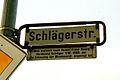 Schlägerstraße Hannover Straßenschild Ecke Hildesheimer Straße.jpg
