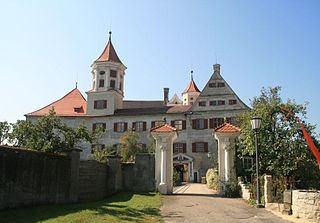 Brenz Castle château