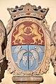 Schloss Schney (Lichtenfels-Schney).Wappen Brockdorff.1.D-4-78-139-267.ajb.jpg