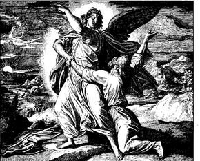 Schnorr von Carolsfeld Bibel in Bildern 1860 036