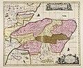 Scotiae provinciae intra flumen Taum et Murra fyrth sitae utpote Moravia,... - CBT 6590354.jpg