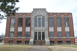 Scott County Courthouse, Waldron, AR.JPG