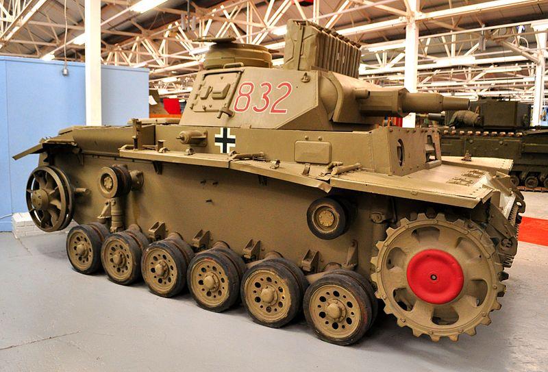 File:Sd Kfz 141-2 Panzerkampfwagen III Ausf N.jpg