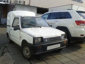 Oka (automobile) - SeAZ-11116-50 cargo