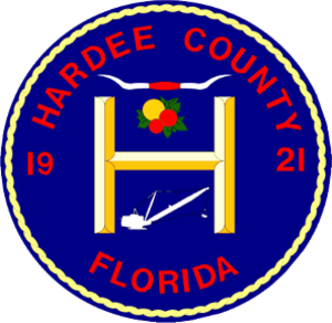 Hardee County, Florida - Image: Seal of Hardee County, Florida